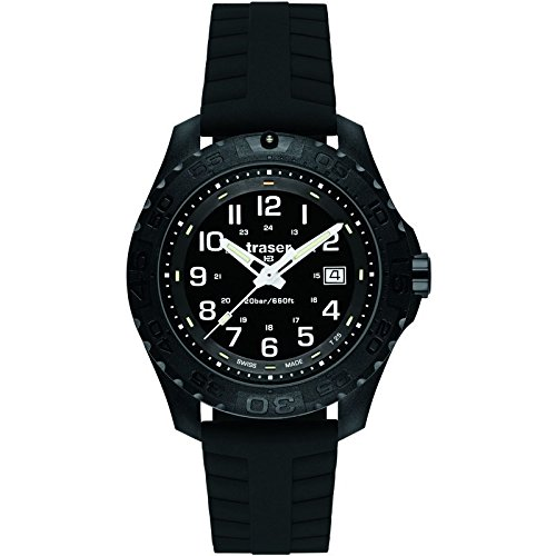 Traser Outdoor Pioneer 102904 rubber strap