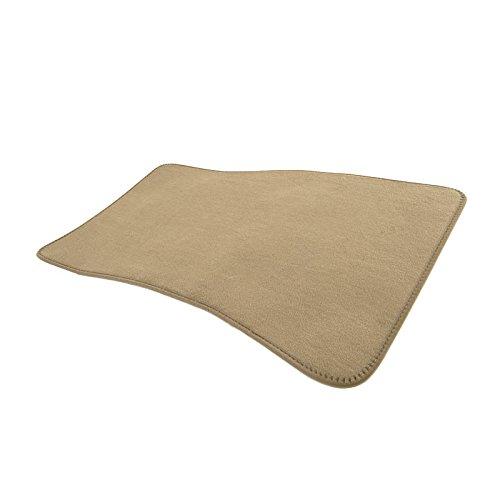 AUDI Genuine 4B1061220EB2LP Front Premium Textile Floor Mat
