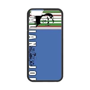 Italian Job iPhone 6 Plus 5.5 Inch Cell Phone Case Black zwgg