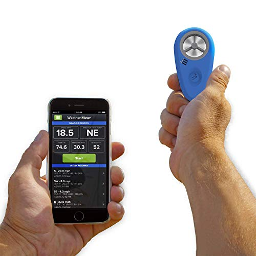 WeatherFlow WEATHERmeter for Smart Phone with Bluetooth!