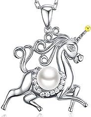 Bonyak Jewelry 18 Inch Rhodium Plated Necklace w// 6mm Green August Birth Month Stone Beads and Saint Joshua Charm