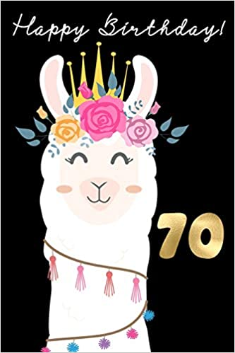 Happy Birthday 70 70th Book For Messages Wishes Journaling And Drawings Dadamilla Design 9781796687392 Amazon Books