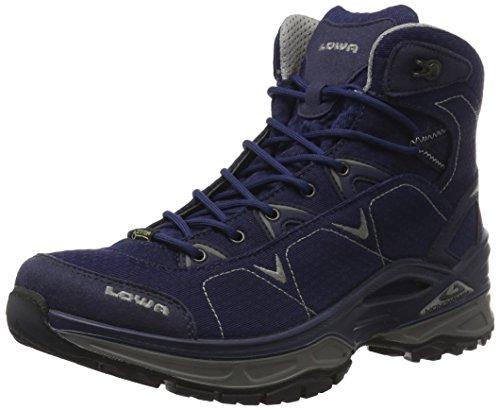 Lowa Herren Ferrox GTX Trekking-& Wanderstiefel Blau (Navy/Graphit)