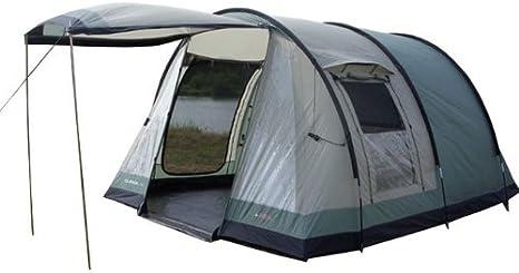 tente canadienne 2 places pliée