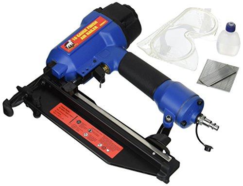 Aj herramientas chig0175/C 1–1/4' -2–1/2' calibre 16acabado clavadora de aire