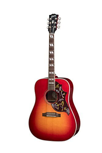 Gibson Acoustic 6 String Hummingbird, Right Handed, Heritage Burst, Square Shoulder ()