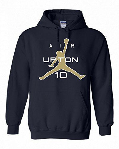 "Justin Upton San Diego Padres ""Air Upton"" Hooded Sweatshirt ADULT SMALL"