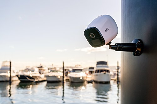 Arlo Go Mobile Hd Security Camera With Data Plan Lte