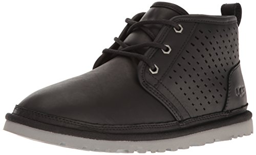UGG Men's Neumel Gradient Perf Chukka Boot, Black, 6 US/6 M US
