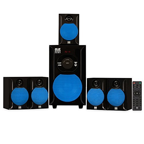 Blue Octave Home B51 5.1 Surround Sound Home - Surround Sound System Rca