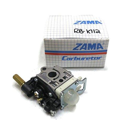 New OEM Zama RB-K112 CARBURETOR Carb fits Echo PAS-266 PAS266 Power Attachment /supplytheropshop by Regarmans (Image #4)