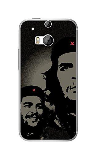 Carcasa para HTC One M8 el Che: Amazon.es: Electrónica