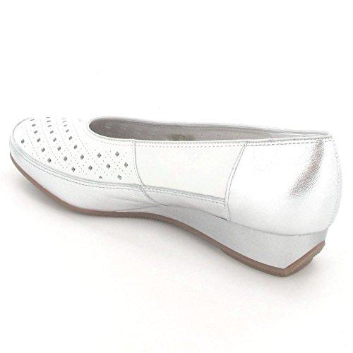 Ara, 35037-18, Abano, bianco/argento/bianco