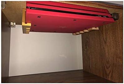FLBETYY Ps4 Pro se instala Debajo de la Mesa - Fija tu Ps4 en la ...