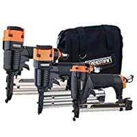 Deals on Freeman 18 & 20-Gauge Finish Kit w/Fasteners & Canvas Bag