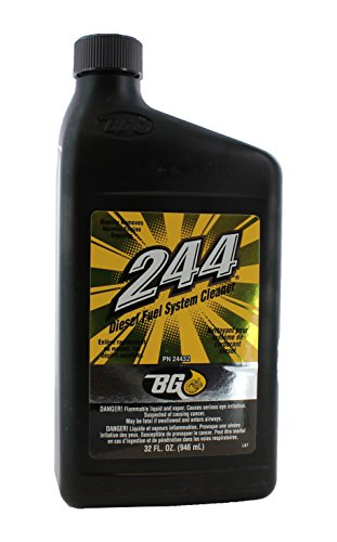 BG244 Diesel Fuel System Cleaner