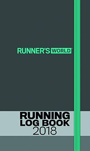 2018 Runner's World Log Book 2-Year Pocket Planner / Calendar (Day Dream)