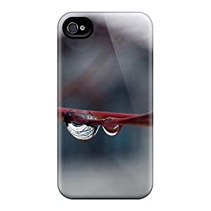 Excellent Design Nice View After Winter Case Cover For Iphone 4/4s