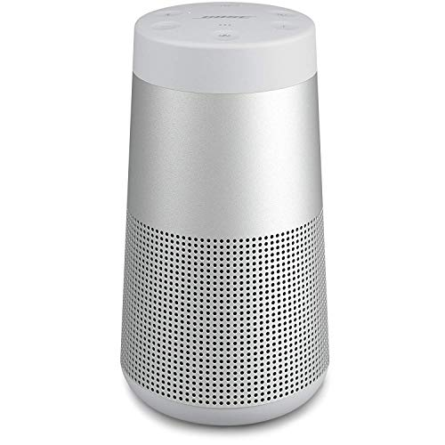 Bose SoundLink Revolve – Altavoz portátil con Bluetooth, color gris