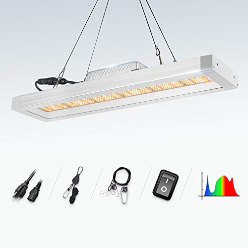OSREE LED Grow Light GL1000 Sunlike Full Spectrum High PPFD Commercial Linear Plant Lamps for Greenhouse Indoor Plant…