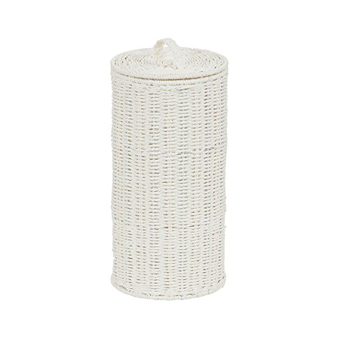 Household Essentials ml-7194 Paper Rope, White -
