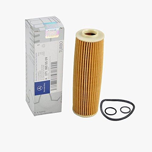 Mercedes Engine Parts (Mercedes-Benz 271 180 05 09, Engine Oil Filter)