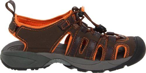 Burnt KEEN Womens KEEN Slate Womens Black Turia Orange Sandal 1qSxwq