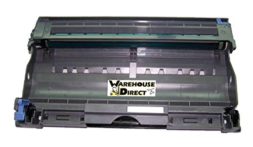 Warehouse Direct Toner and Ink Compatible Drum Unit for Brother DR350 (Recycled Fax Drum Unit)