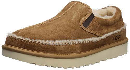 UGG Men's Neumel Slip-ON Loafer, Chestnut, 11 Medium for sale  Delivered anywhere in USA