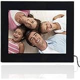 Z ZTDM New 15-inch 1024x768 High Resolution Digital Photo Frame Mp3 Mp4 Movie with Remote Control Black