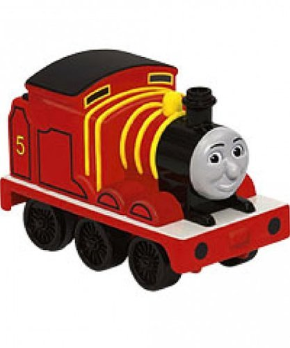 Fisher-Price Thomas & Friends Preschool Pull Back James