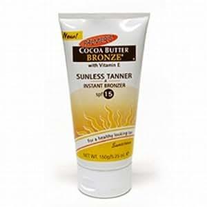Palmer's Sunless Tanner & Instant Bronzer SPF 15 5.25oz