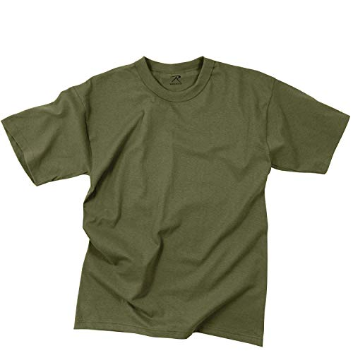 Rothco Kids T-Shirt, Olive Drab, Small