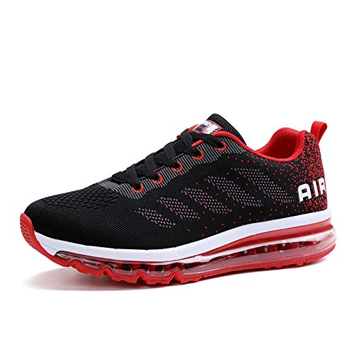 Men Women Shock Absorbing Air Running Shoes Trainers for Multi Sport Athletic Jogging Fitness 34-46EU