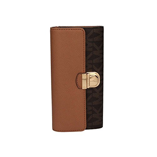8cb3f677e5f01b Michael Kors 35F7GBDE2B BRN/ACORN Wallet Woman Brown TGUNI - Buy Online in  KSA. Luggage products in Saudi Arabia. See Prices, Reviews and Free  Delivery in ...