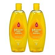 Johnson's Baby Shampoo, 25.3 Ounce/750 ml (Pack of 2)