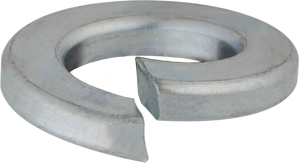1-3//4 OD 7//8 Screw Size Pack of 50 ASME B18.22.1 Steel Flat Washer 15//16 ID 0.134 Thick Zinc Plated Finish