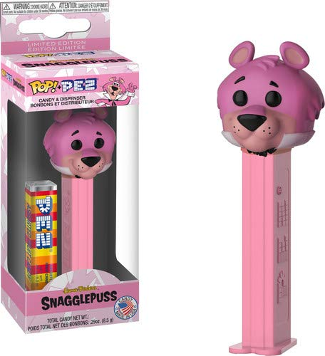 Pez Collectibles - Funko 32292  Pop Pez: Hanna BarberaPink Panther Collectible Figure, , Multicolor