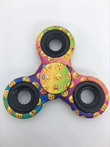 Price comparison product image Stingna Finger Spinner Fidget ABS CUBE EDC Hand Spinner For Autism and ADHD Relief Focus Anxiety Stress Gift Toys (20)