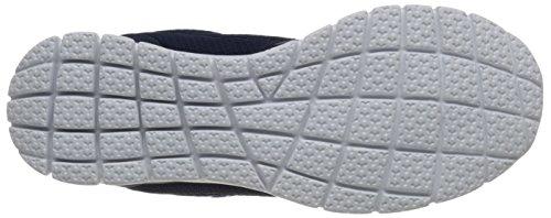 Castlerock Metallic Fila Men's Running Shoe Luxey Navy Silver Fila F0Z6qaa