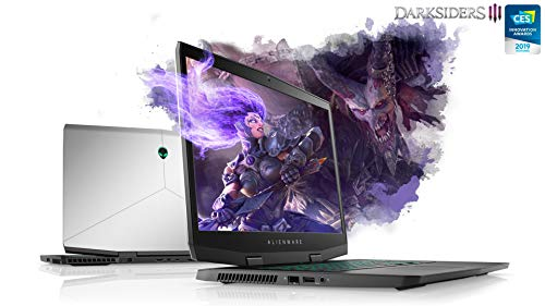 """New M17 The thinnest and lightest 17"""" Gaming Laptop 8th Gen i9-8950HK 6-Core Overclocking up to 5.0GHz 17.3"""" 4K UHD IPS NVIDIA RTX 2080 8GB GDDR6 Max-Q Design (4TB SSD RAID