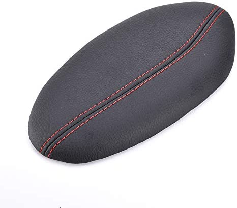 Leather Leg Cushion Knee Pad Thigh Interior Support Pillow Car Seat Accessories
