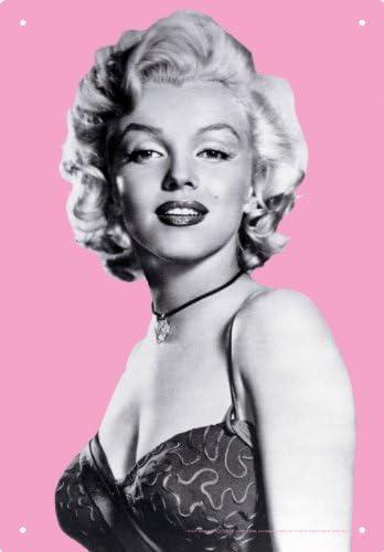 1 DOOR PLAQUE Vintage Photo Marilyn Monroe
