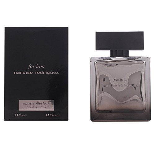 Narciso Rodriguez For Him by Narciso Rodrigues Eau de Parfum Intense 3.4 Oz for Men by Narciso Rodriguez