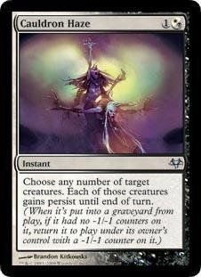 Magic: the Gathering - Cauldron Haze - Eventide (Haze Deck)