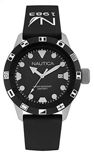 - Nautica NSR-100 FLAG Men's watches NAI09509G