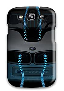 Hot FUJTHSJ4718lcTWI Case Cover Protector For Galaxy S3- Bmw Vision Efficient Dynamics Concept 8