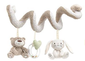 Hängende spielzeug cute animal infant baby aktivität spirale wrap