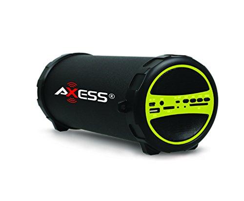 AXESS SPBT1031 Portable Bluetooth Indoor/Outdoor 2.1