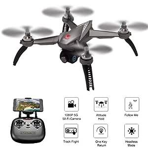 Drone RC con cámara HD de 1080P Video en Vivo, posicionador ...